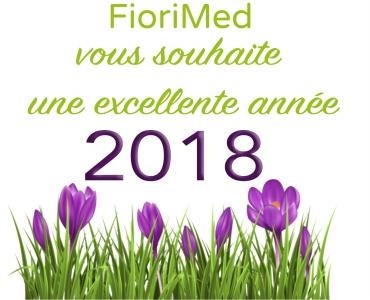 Meilleurs Voeux pour cette nouvelle année 2018