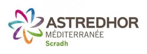 Logo Astredhor Mediterranée Scradh